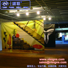 Indoor And Outdoor Advertising PVC Frontlit/Backlit Material PVC Pana Flex Banner