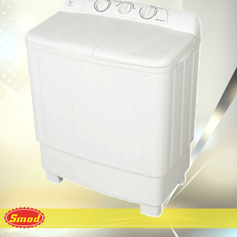 6kg home used mini twin tub portable washing machine