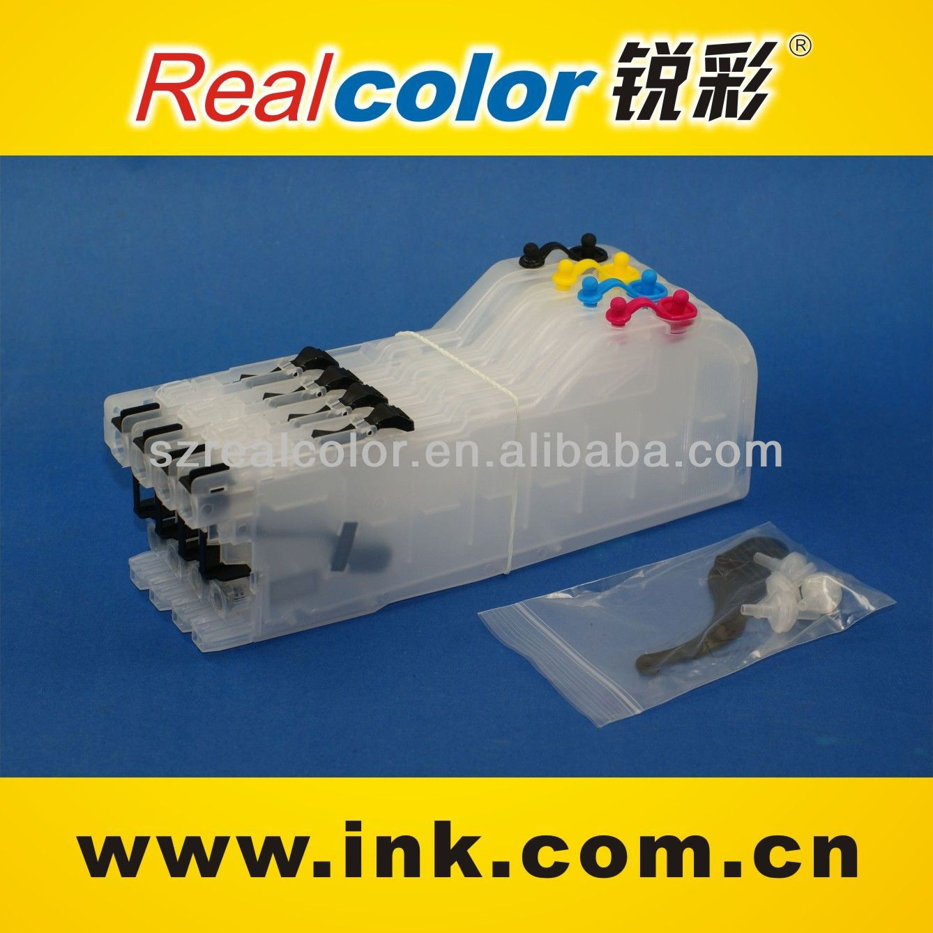 New model ! ! Refillable ink cartridge for Brother LC103 LC113 LC123 LC107 LC563 LC565 LC567