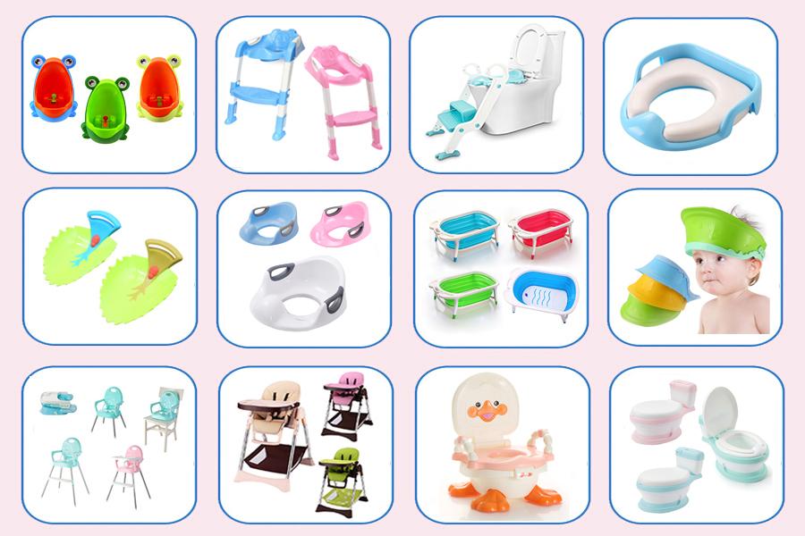 Nieuwe stijl opvouwbare badje/goedkope vouwen baby bad