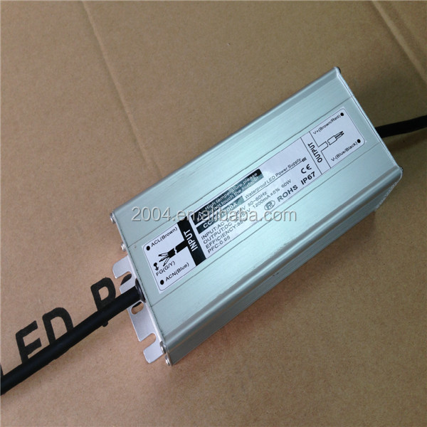 top quality wholesale constant current waterproof led power supply with CE,SAA