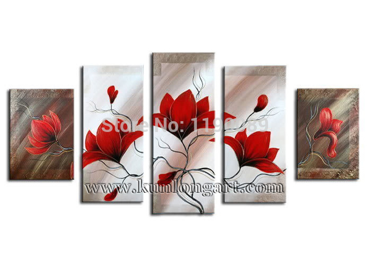Cheap Flower Wall Canvas, find Flower Wall Canvas deals on line at ...