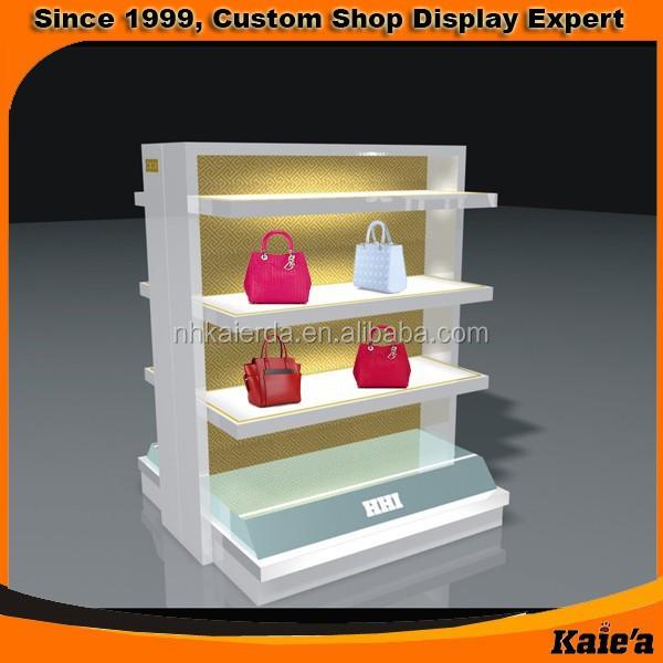 rak display toko tas: Wanita eceran rak tas tas rak display tas toko rak display rak