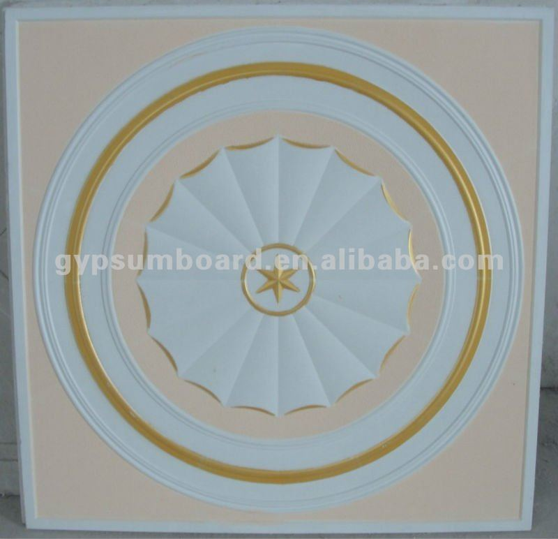 Fiber Glass Reinforced Color Gypsum Ceiling Tiles Buy Color Gypsum