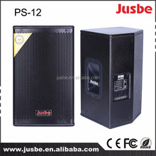 PS-12 400-800W Entertainment professional multimedia speaker Loud speaker for wholesales/speaker box