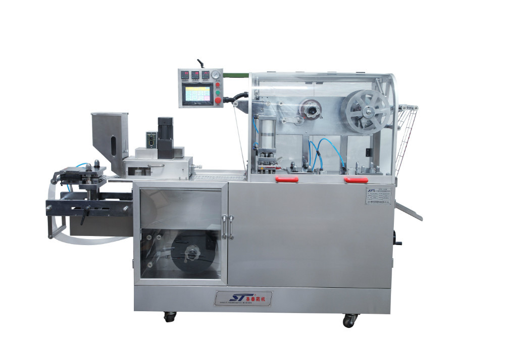 DPP-140Flat Plate Automatic Blister Packing Machine