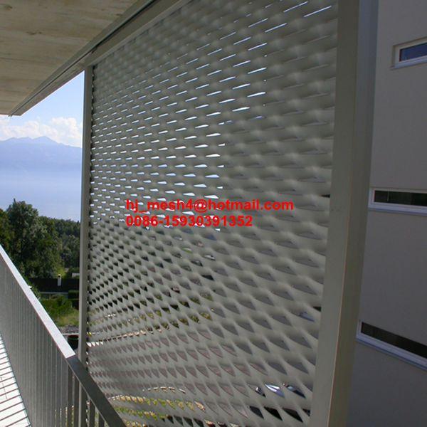 aluminium m tal d ploy pour les persiennes treillis m tallique en aluminium id de produit. Black Bedroom Furniture Sets. Home Design Ideas