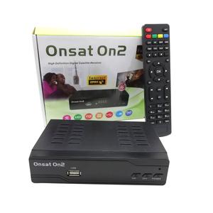 Stocks for Asian dishtv Smartcam and dscam Onsat On2 mepg4 gprs full hd  DVB-S2 satellite receiver decoder with sim card slot