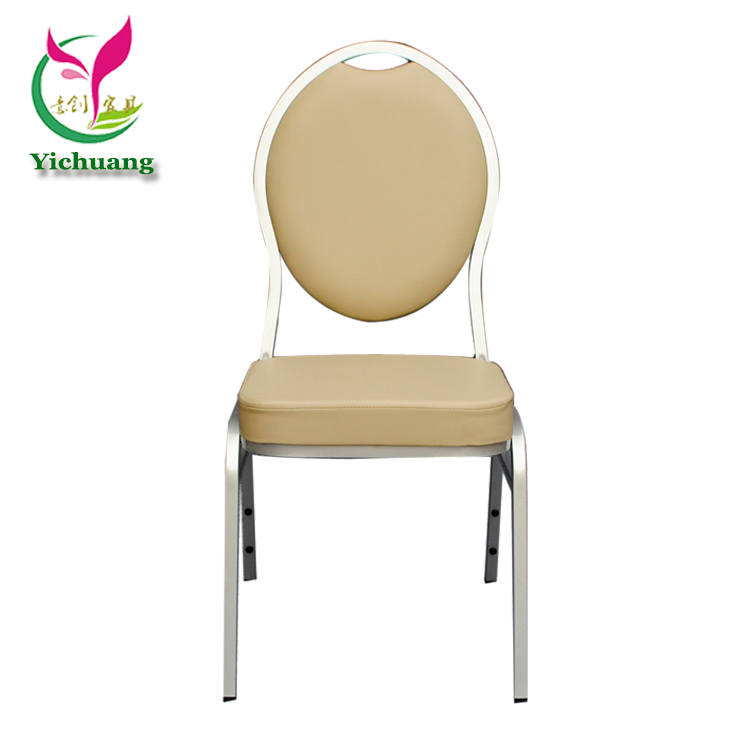 Wood quality cheap price steel banquet hall chair wholesale with YCX-ZG02-53