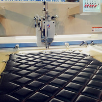 Industrial Automatic Sewing Embroidery Machine for sale
