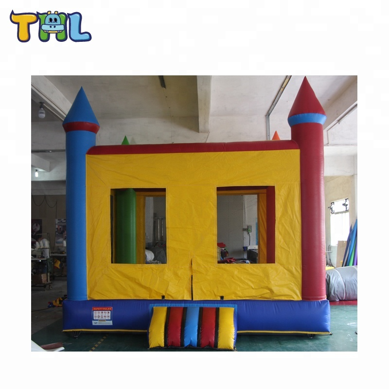 Guangzhou Factory Manufacture Used Commercial Inflatable Bounce House zum Verkauf