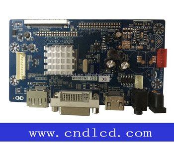 Freesync Fhd 144hz Qhd 2k Resolution Hdmi To Edp Lvds Lcd Controller Board  - Buy Freesync Lcd Controller Board,Fhd 144hz Lcd Controller Board,2k