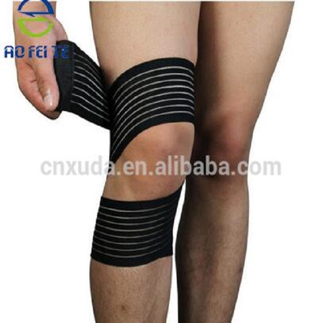 Ankle Support Elastic Bandage Support Band Sports Gym Protects
