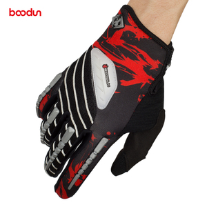 Winter Protect Hand joint motorcycle gloves Anti shock MTB racing gloves