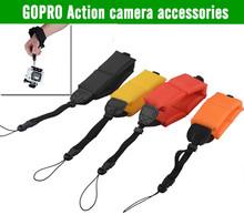 Gopro HERO 4 3 3 Camera submersible Floating bobber hand wrist strap for PowerShot D20 D30