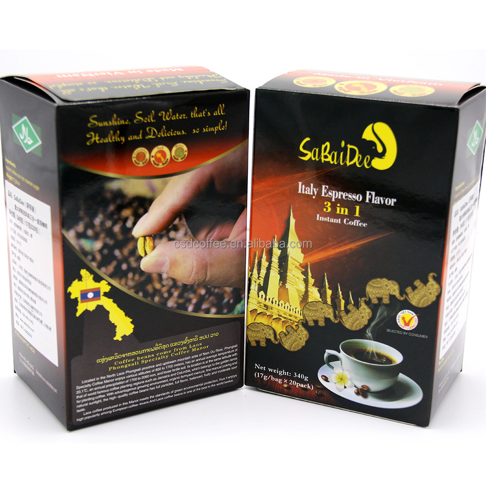 Wholesale Arabica coffee beans Instant coffee 3 in 1 - Alibaba.com