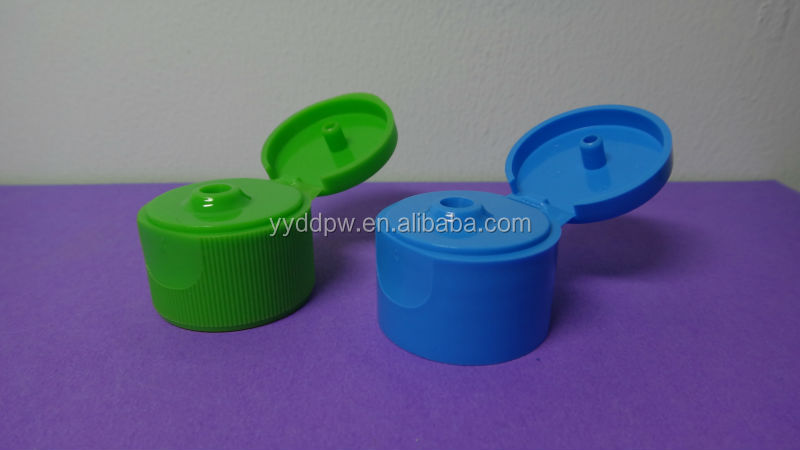 wholeale 24-410 disc plastic flip top cap