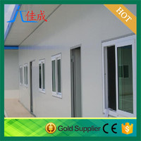 Constructure materials bounce house banners for sale steel house villa cleanroom with low price