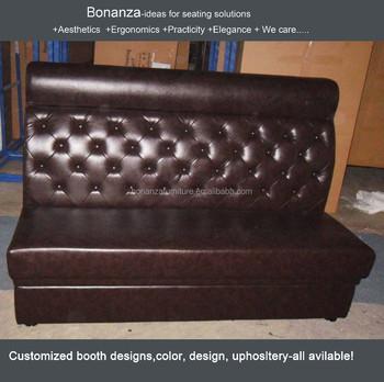 Modern Design Restaurant Furniture Booth Design Fk-1006# Art Deco ...
