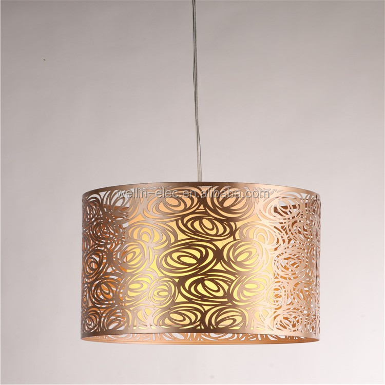 American Style Simple Decorative Pendant Light Vintage Decoration for Home Vintage Lamp Holder