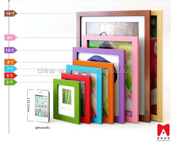 2014 China Factory 4x6 5x7 6x8 8x10 A4 Size Promotional
