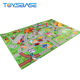 Traffic Game With Car Children Interactive Toy Educational Play Mats