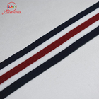 Decorative colourful polyester woven strap webbing for clothing