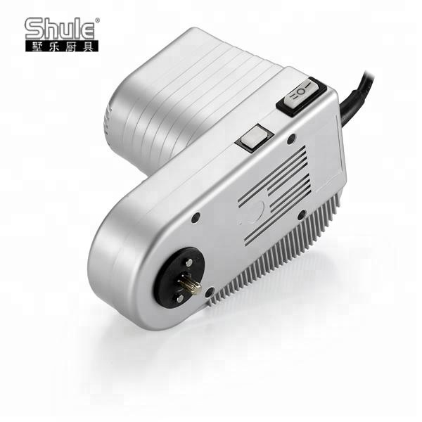Shule elektrische motor voor handmatige pastamachine fabriek prijs