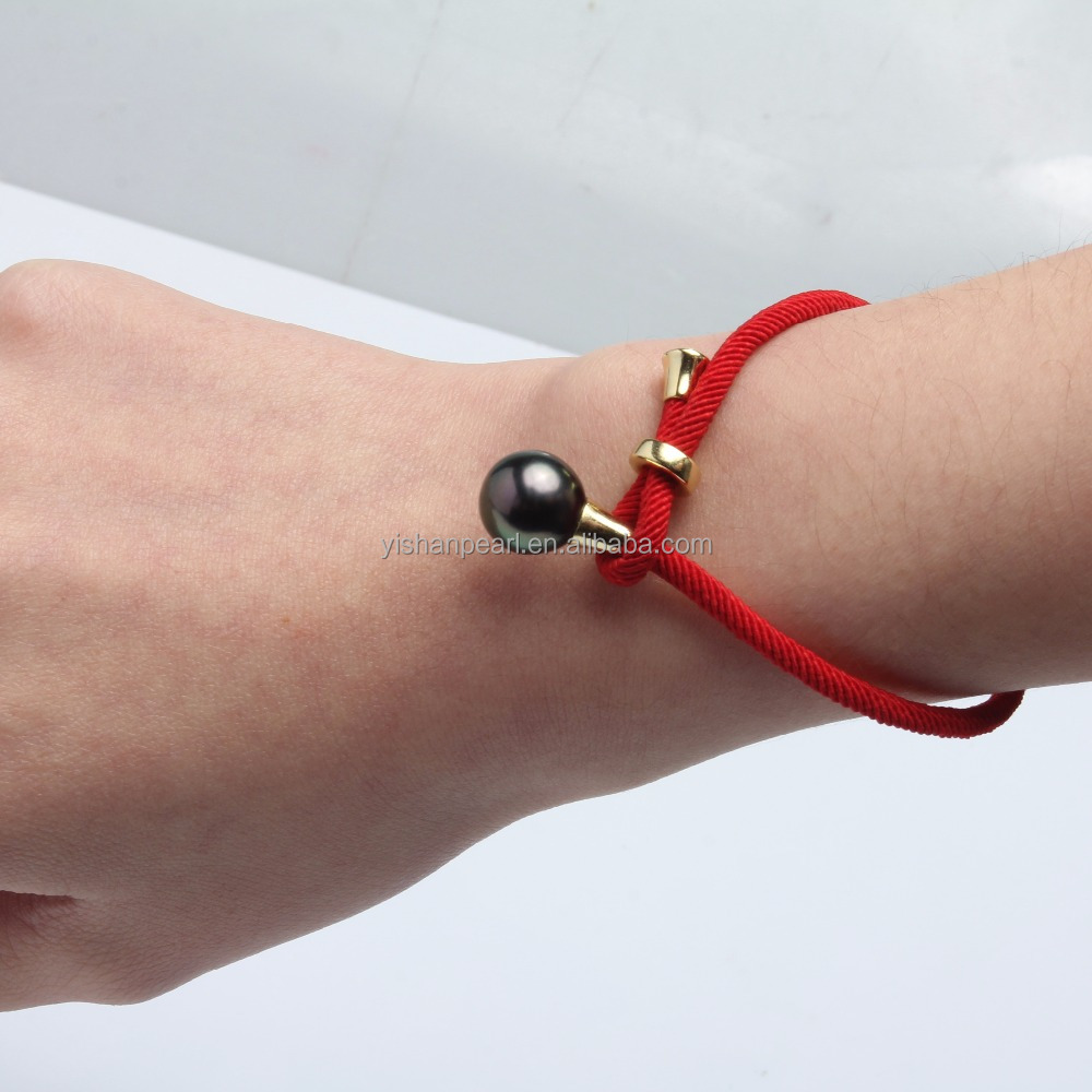 2a6a207942fd Venta al por mayor pulseras de cuerda con cruz-Compre online los ...