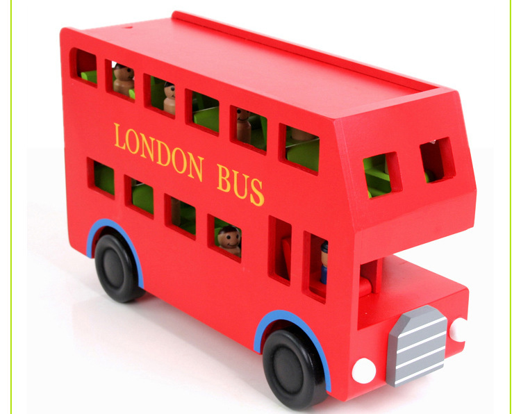 online kaufen gro handel london bus spielzeug aus china london bus spielzeug gro h ndler. Black Bedroom Furniture Sets. Home Design Ideas