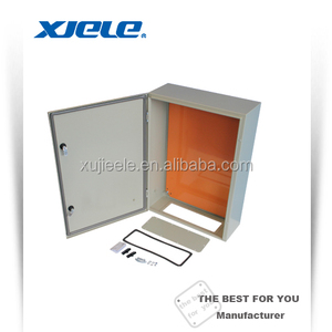 Small Size Outdoor Electrical Sheet Steel Wall Mounted Power Distribution Box