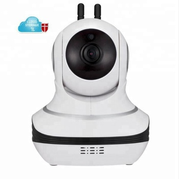 1080P Wifi Cloud IP Camera Security Night Vision IR Two Way Audio Smart CCTV Surveillance Wireless IP Camera