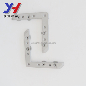 SGS ISO ROHS titanium alloy break sharp edges spare valve parts for electric window OEM ODM factory manufacture as your drawing