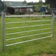good quality farm gates galvanized/goat fence gate for sale