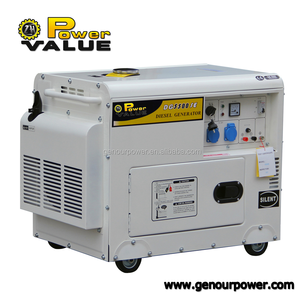 Kde6500t Generator With 100% Copper Wire Factory Price - Buy ...