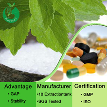 Wholesale stevia sugar stevia dry leaves extract stevia sweetener