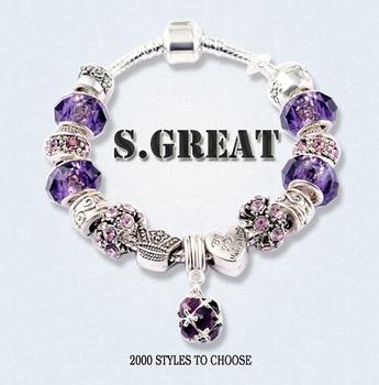 bracelet imitation pandora femme