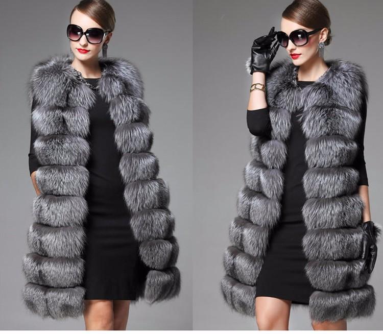 grossiste veste sans manche fourrure acheter les meilleurs. Black Bedroom Furniture Sets. Home Design Ideas