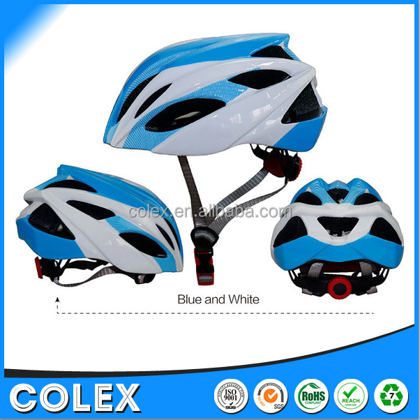Bicycle Helmet Ultralight Integrally Molded EPS Bike Helmet Safety Helmet Specialized for Road/ Mountain Terrain Bicycle