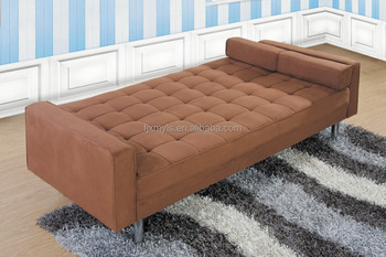 High Quality Microfiber Futon Sofa Bed