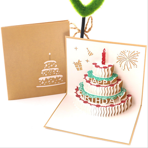 3D Greeting Cards For birthday