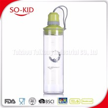Gift Good Reputation 500ML Creative Plastic Sport Bottle