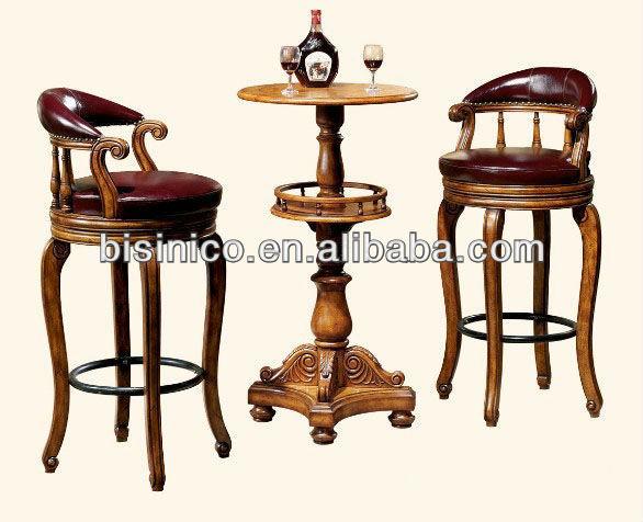 Sillas de barra para cocina silla alen alta para cocina for Sillas tipo bar en madera