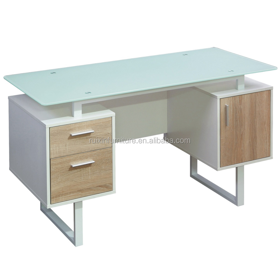 glass top office desks. modern glass office desk suppliers and manufacturers at alibabacom top desks