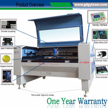 high performance reasonable price auto focus laser sheet metal cutting machine GY-1390CS