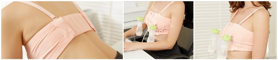 e0aae84ac77 Fits ALL breast pumps flanges breast pumping bras brassiere nursing bra bra  for big breast indian