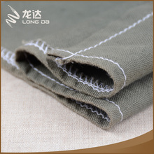 Longda Wholesale Oeko-Tex certified antibacterial woven dress fabric wholesale