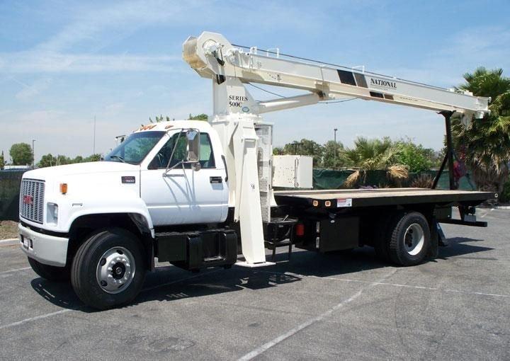 Crane Truck For Sale >> Crane Trucks For Sale