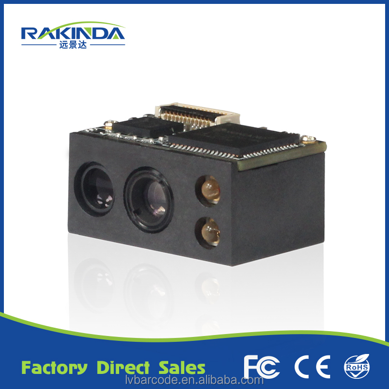 LV3096 embedded small infrared 2D barcode reader module