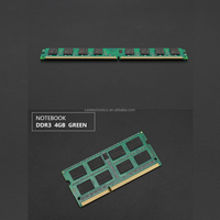 oem service sec major chip DDR4 black board 16 chips 16 bit 8gb